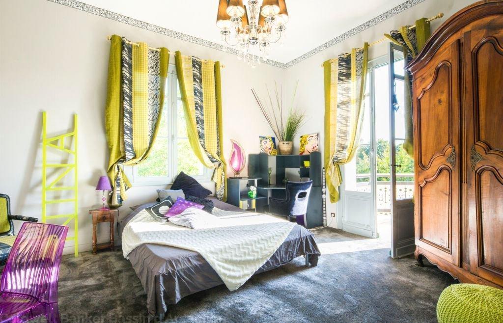 Magnifique maison de 320 m2 à vendre dans la ville d'hiver à arcachon pereire