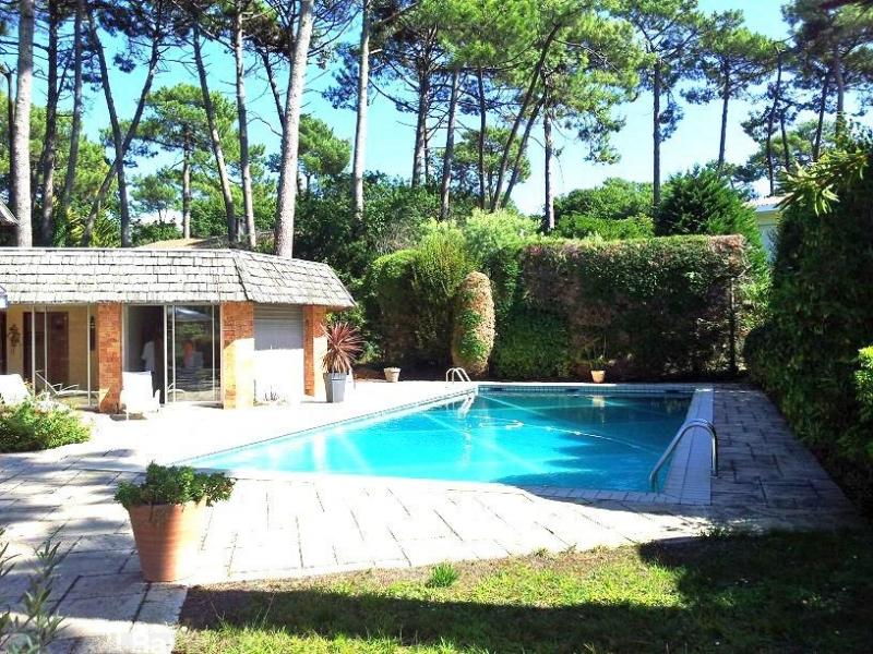 Villa contemporaine avec piscine à vendre arcachon pereire