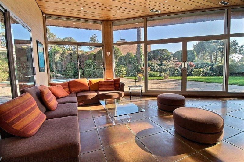 Villa moderne en première ligne plage pereire arcachon à vendre