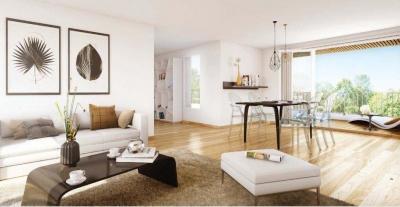 Vente Programme neuf BORDEAUX BRUGES Appartement T4 NEUF avec balcon et parking
