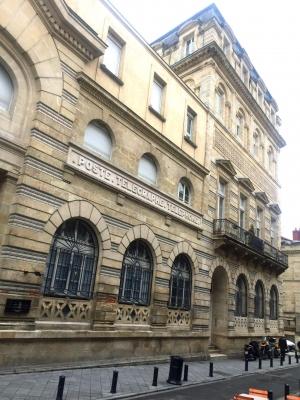 achat appartement duplex dans immeuble 18 ème siècle Bordeaux centre
