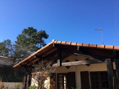 acheter une villa avec piscine à Piraillan - Lege Cap Ferret - 5 chambres- proche plage
