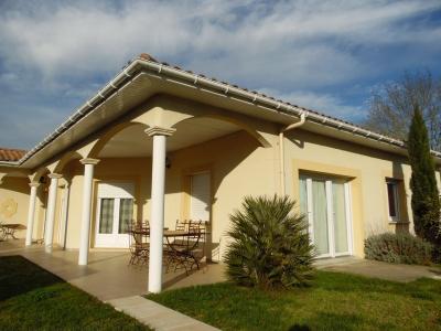 valle contemporaine à vendre avec piscine à Lormont - Proche Bordeaux