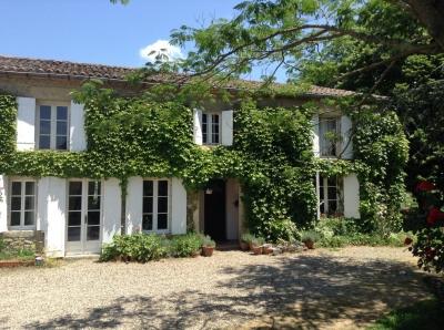 Jolie maison de campagne à vendre proche Bordeaux BLAIGNAC