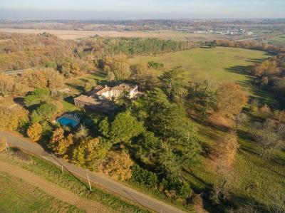 Acheter propriété de standing avec piscine proche Marmande