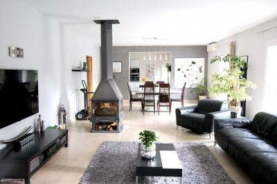 maison contemporaine familiale 5 chambres à la la vent Pessac