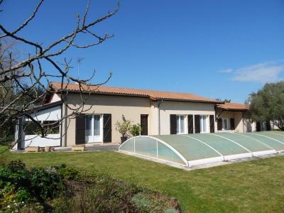 acheter une maison à Pessac centre au calme avec piscine