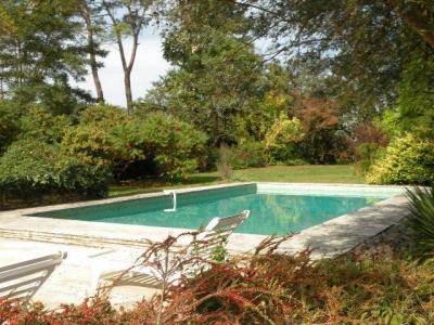 Recherche propriété plus 10 chambres avec grand terrain et piscine dans le gers