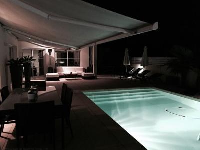 maison contemporaine avec piscine 4 chambres avec garage a vendre proche bordeaux mérignac