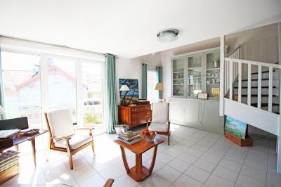 Vente Appartement T5 ARCACHON PORT DE PLAISANCE DUPLEX de 4 chambres proche du port et au 3ème et dernier étage