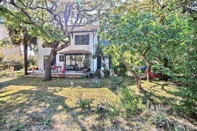 ARCACHON - VILLE D'HIVER - Villa de style Basque rénovée à vendre