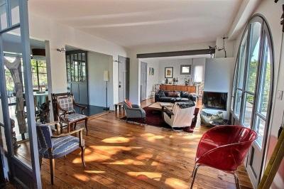 Acheter une Villa de style Basque rénovée dans la villa d'Hiver D'Arcachon