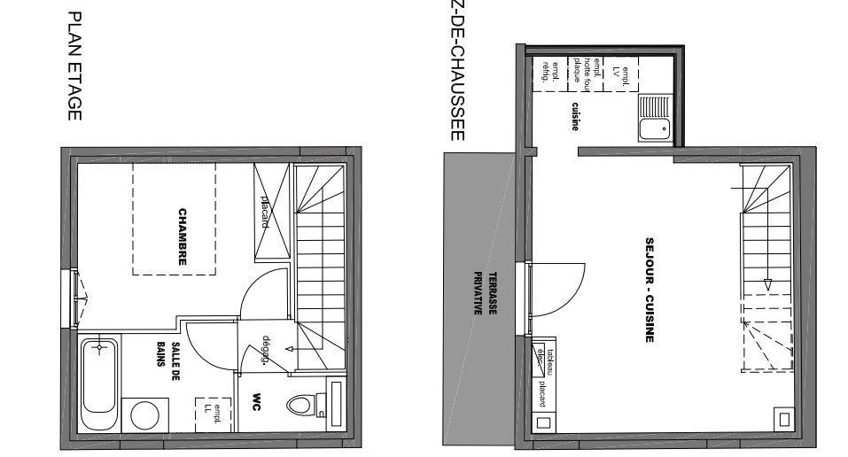appartement de standing neuf sur arcachon