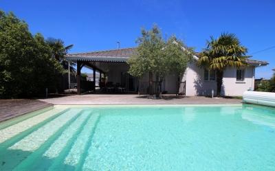Villa contemporaine 4 chambres avec piscine à vendre à Gujan-Mestras