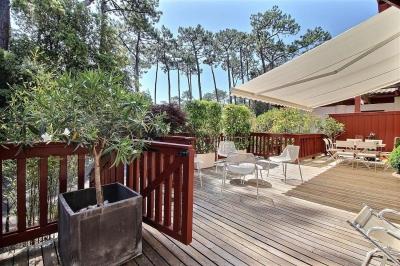 Recherche appartement avec terrasse et 2 chambres à Arcachon