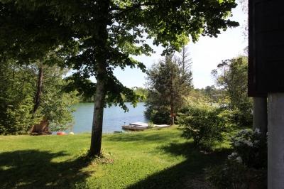 Vente Maison / Villa BORDEAUX PAREMPUYRE Superbe villa contemporaine en bordure d'un lac privé