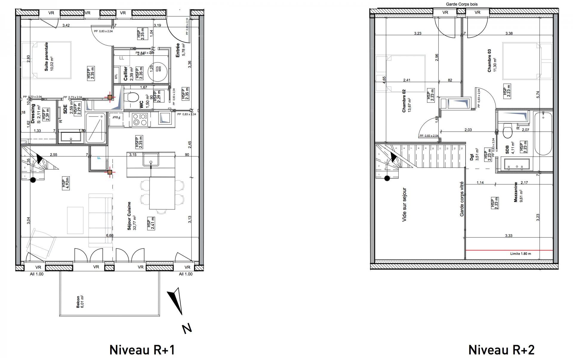 vente appartement neuf bord de mer arcachon