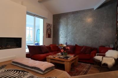 Trouver maison moderne et spacieuse 4 chambres avec grand terrain région bordelaise