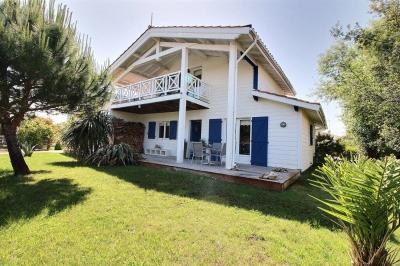 Magnifique maison ossature bois récente à vendre sur le bassin d'arcachon à Gujan-Mestras