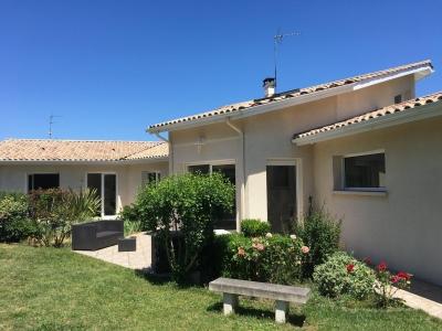 Villa contemporaine à vendre saint médard en jalles proche écoles et commerces