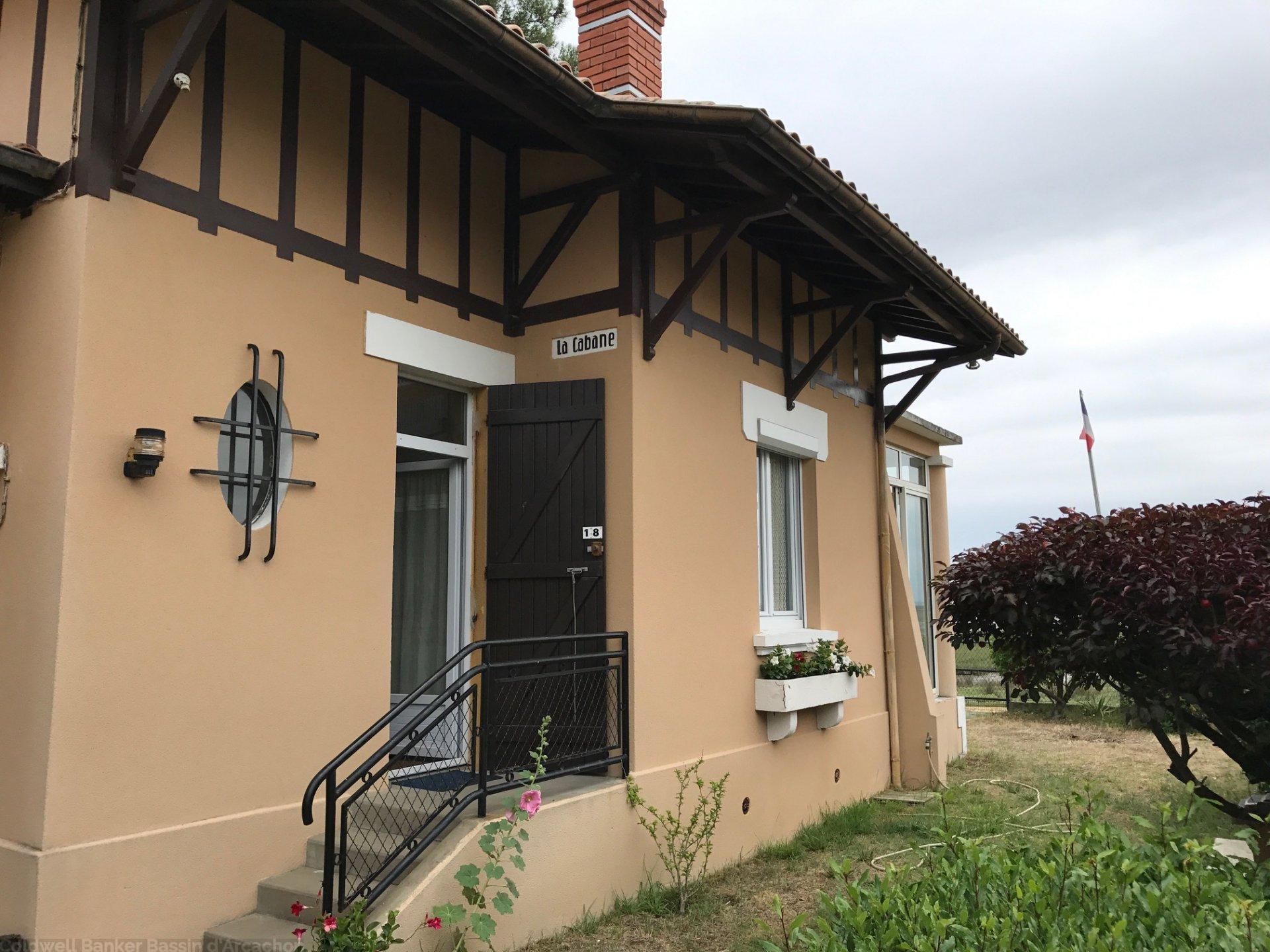 LEGE-CAP-FERRET - CLAOUEY Villa 1ère ligne