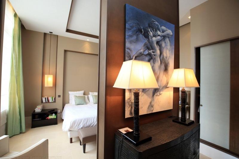 Suites et chambre pour cet appartement à vendre à Bordeaux triangle d or