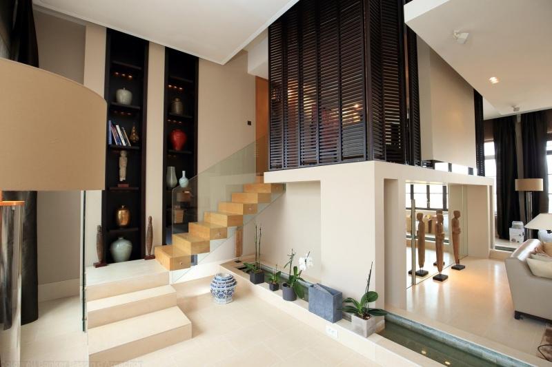 Appartement conçu par décoratrice de renom à vendre à Bordeaux triangle d'or