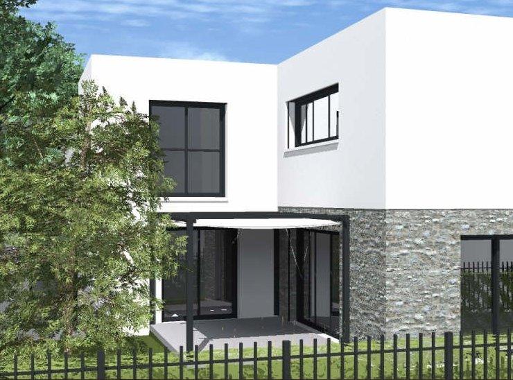 Maison neuve à vendre secteur recherché Bordeaux Caudéran