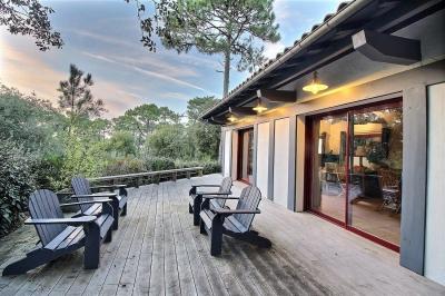 Maison familiale a vendre sur les hauteurs du pyla sur mer le moulleau arcachon
