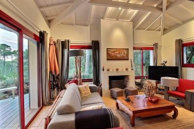 Achat villa gaume 5 chambres pyla le moulleau