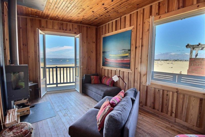 Acheter maison secondaire avec accès plage à pied à Arcachon