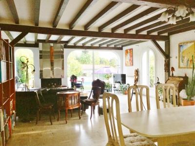 acheter villa 6 chambres plus 200 m2 habitables avec piscine 20 minutes bordeaux