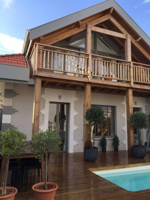 vente maison 100m2 3 chambres avec jardin arcachon aiguillon