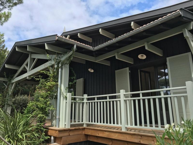 achat maison en bois esprit cabane de pêcheurs rénovée cap ferret centre