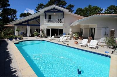 acheter maison 5 chambres avec piscine pyla sur mer