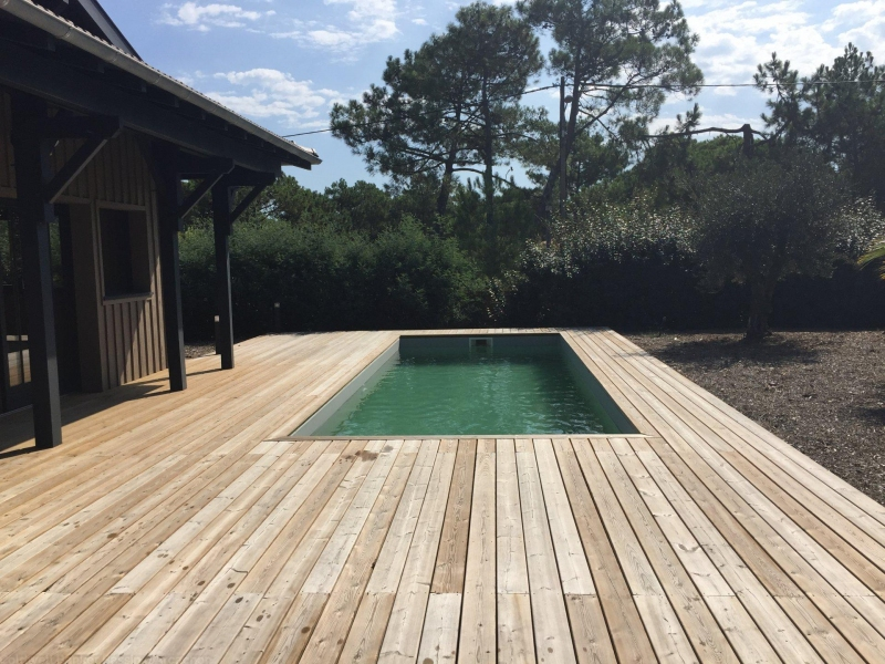 Villa de luxe 4 chambres proche océan a vendre au cap ferret