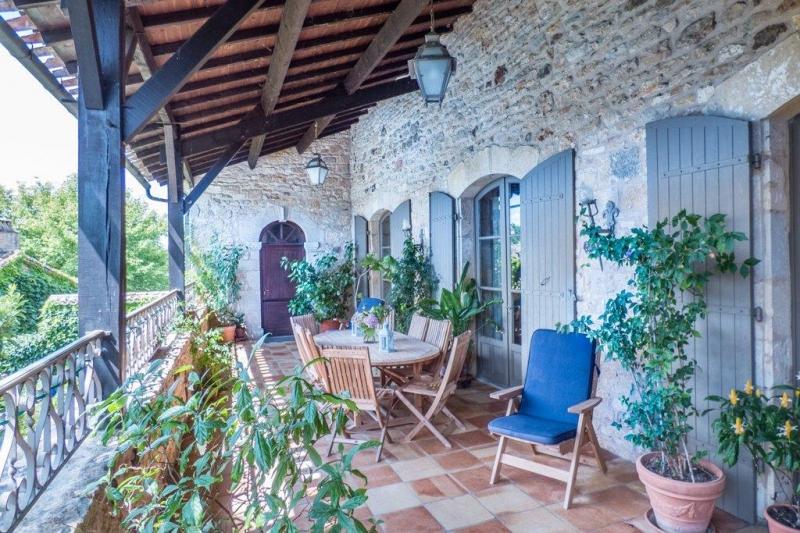 Acheter propriété ancien monastère avec 2 maisons d'hôtes paulhiac lot-et-garonne