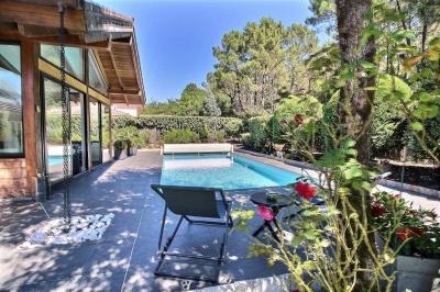 Maison familiale avec piscine a vendre bassin d arcachon