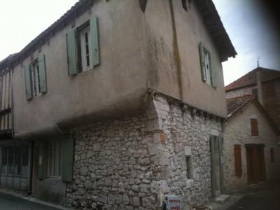 maison ancienne rénovée 2 chambres a vendre dordogne issigeac