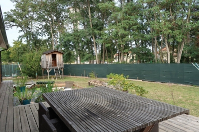 maison en bois aquitaine