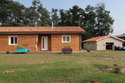 maison ossature bois gironde