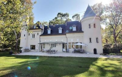 Chateau a vendre près de bordeaux yvrac
