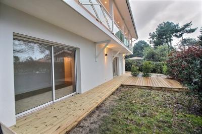 appartement avec terrasse et jardin a vendre pyla sur mer