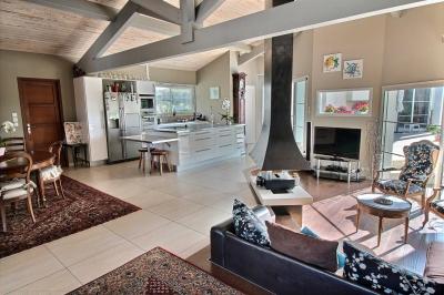 Vente maison plain pied 4 chambres avec piscine bassin arcachon