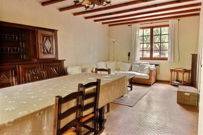 Vente maison landaise 4 chambres avec grand terrain piscinable cap ferret 44 hectares