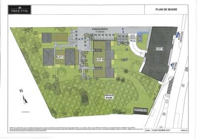 Vente appartement standing T3 2 chambres avec Balcon et parking proche bordeaux métropole talence