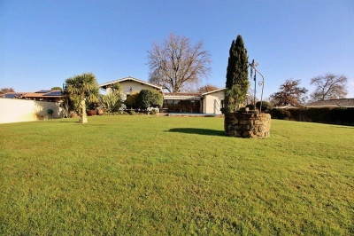 Achat villa avec grand terrain 3 chambres et possibilités extension lege cap ferret
