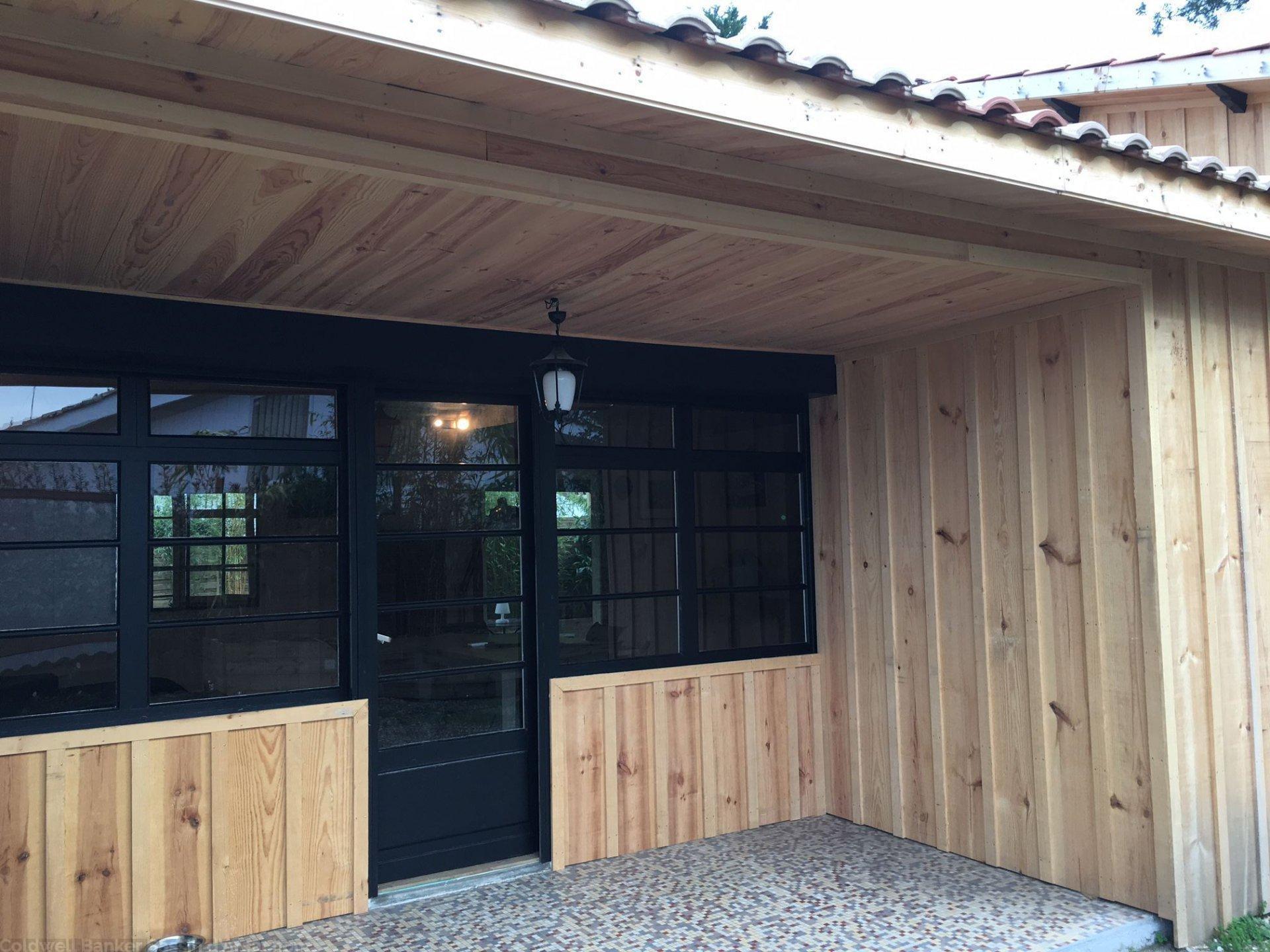 Recherche maison style cabane de pécheur claouey lege cap ferret