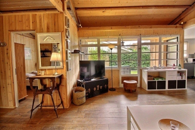 Vente maison style cabane de pécheur claouey lege cap ferret