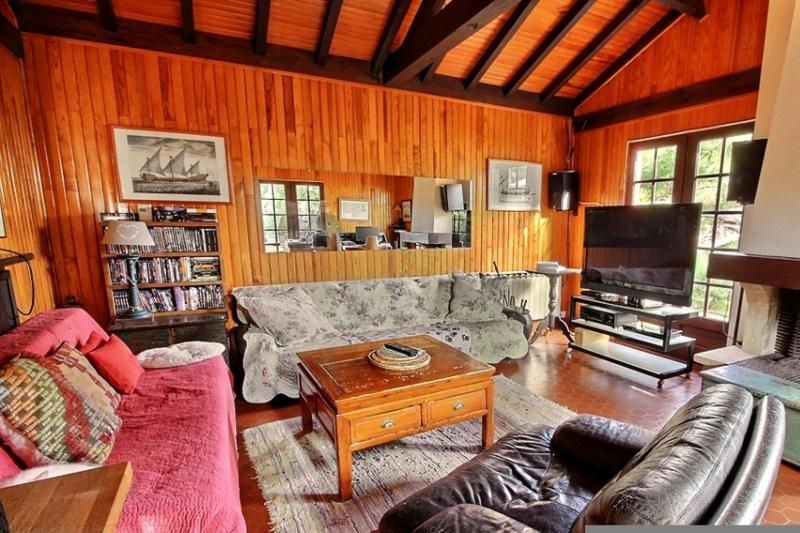 Vente maison bois style cabane cap ferret